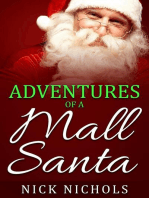 Adventures of a Mall Santa