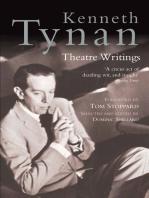 Kenneth Tynan: Theatre Writings