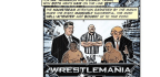 Trump's Rise Foretold in Comic Book Story of Wrestling