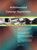Multidimensional Campaign Segmentation Third Edition