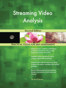 Streaming Video Analysis Second Edition