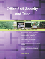 Office 365 Security and Trust Standard Requirements