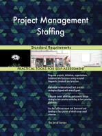 Project Management Staffing Standard Requirements