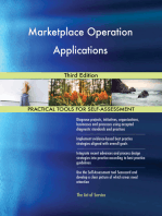 Marketplace Operation Applications Third Edition