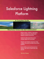 Salesforce Lightning Platform A Complete Guide