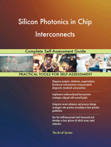 Silicon Photonics in Chip Interconnects Complete Self-Assessment Guide