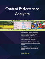 Content Performance Analytics A Clear and Concise Reference