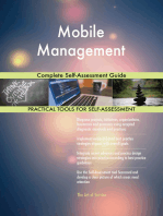 Mobile Management Complete Self-Assessment Guide