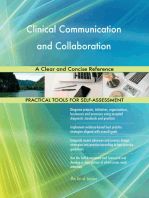 Clinical Communication and Collaboration A Clear and Concise Reference