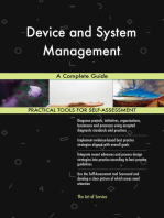 Device and System Management A Complete Guide