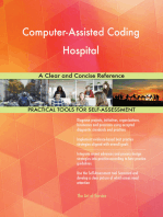 Computer-Assisted Coding Hospital A Clear and Concise Reference