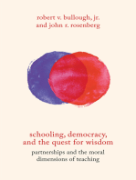 Schooling, Democracy, and the Quest for Wisdom