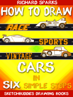 How to Draw Cars in Six Simple Steps