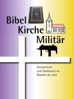 Bibel Kirche Militär