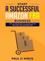 Start a Successful Amazon FBA Business
