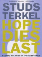 Hope Dies Last