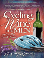 Cycling, Wine, and Men