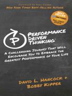 Performance Driven Thinking