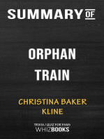 Summary of Orphan Train