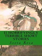 11 Horrifyingly Terrible Short Stories