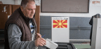 Low Turnout Threatens The Result Of Macedonia's Vote On Whether To Change Its Name