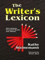 The Writer's Lexicon