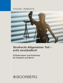 Strafrecht Allgemeiner Teil - echt verständlich!: Erläuterungen und Schemata für Studium und Beruf