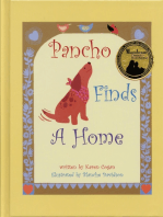 Pancho Finds A Home
