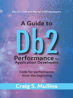 A Guide to Db2 Performance for Application Developers