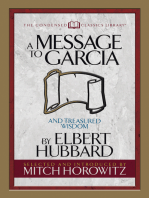 A Message to Garcia (Condensed Classics)