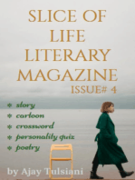 Slice Of Life Literary Magazine (Issue 4)
