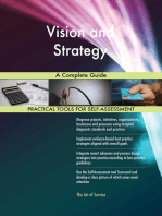 Vision and Strategy A Complete Guide