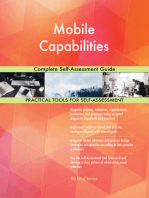 Mobile Capabilities Complete Self-Assessment Guide