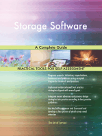 Storage Software A Complete Guide