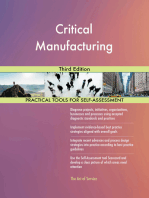 Critical Manufacturing Third Edition