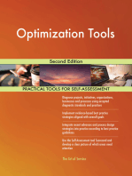 Optimization Tools Second Edition