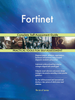 Fortinet Complete Self-Assessment Guide