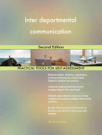 Inter departmental communication Second Edition