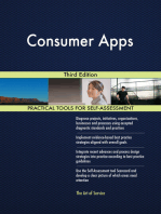 Consumer Apps Third Edition