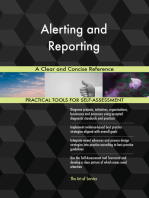 Alerting and Reporting A Clear and Concise Reference
