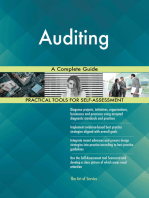 Auditing A Complete Guide