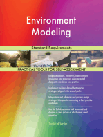 Environment Modeling Standard Requirements
