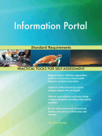 Information Portal Standard Requirements