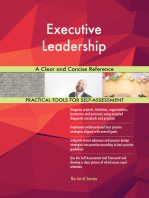 Executive Leadership A Clear and Concise Reference