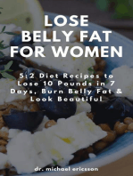 Lose Belly Fat For Women