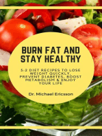 Burn Fat and Stay Healthy