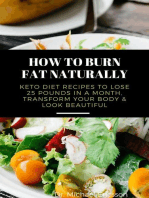 How to Burn Fat Naturally