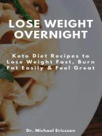 Lose Weight Overnight