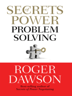 Secrets of Power Problem Solving