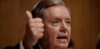 How Lindsey Graham Tries to Keep Trump Hawkish